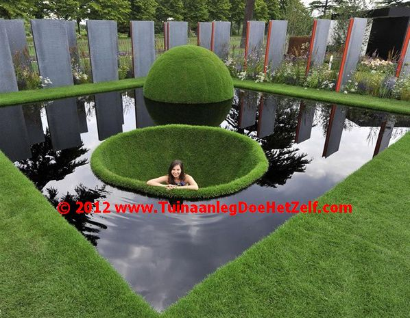 Kunstgras kunst / artificial grass art